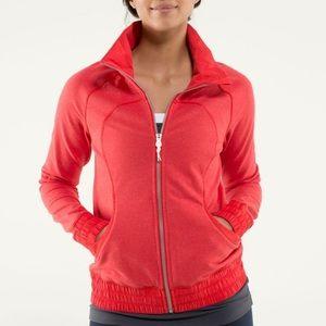 Lululemon bliss out jacket